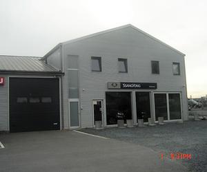 Entreprise Poncelet Frères – Bâtiments industriels